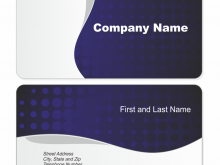 98 Report Business Card Template Free Download Excel in Photoshop with Business Card Template Free Download Excel