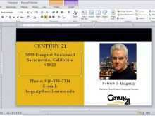 Business Card Templates Microsoft Publisher