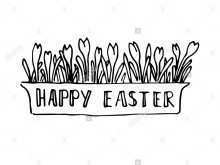 98 Report Happy Easter Card Templates in Photoshop for Happy Easter Card Templates