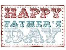 Fathers Day Card Templates Quotes