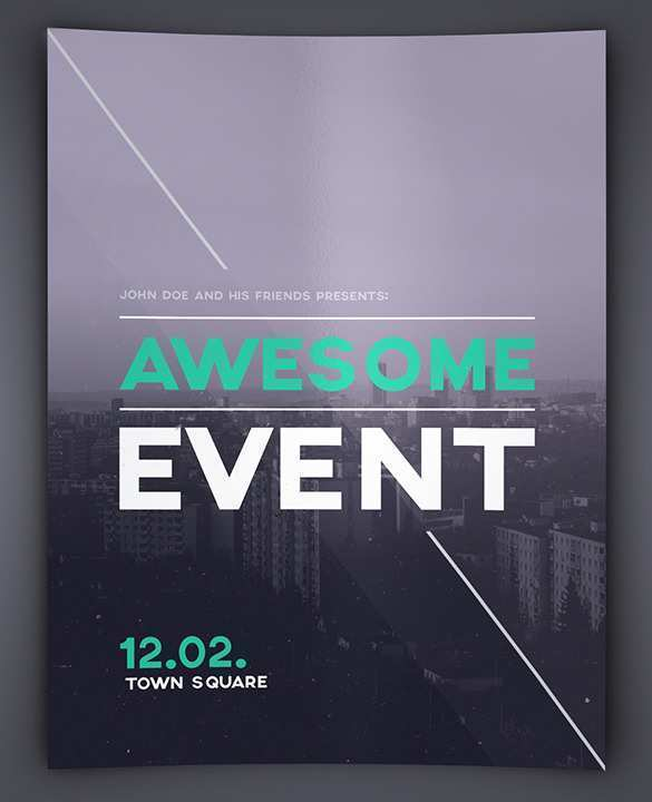 98 Standard Simple Flyer Template Now with Simple Flyer Template