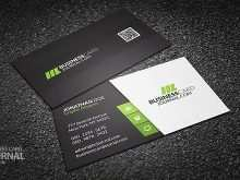 How To Use A Business Card Template
