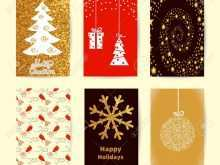 99 Blank Christmas Card Template Gold in Photoshop for Christmas Card Template Gold
