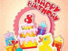 99 Create Boy Birthday Card Template Free For Free by Boy Birthday Card Template Free