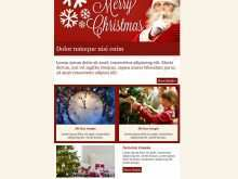 99 Create Christmas Card Newsletter Template For Free by Christmas Card Newsletter Template