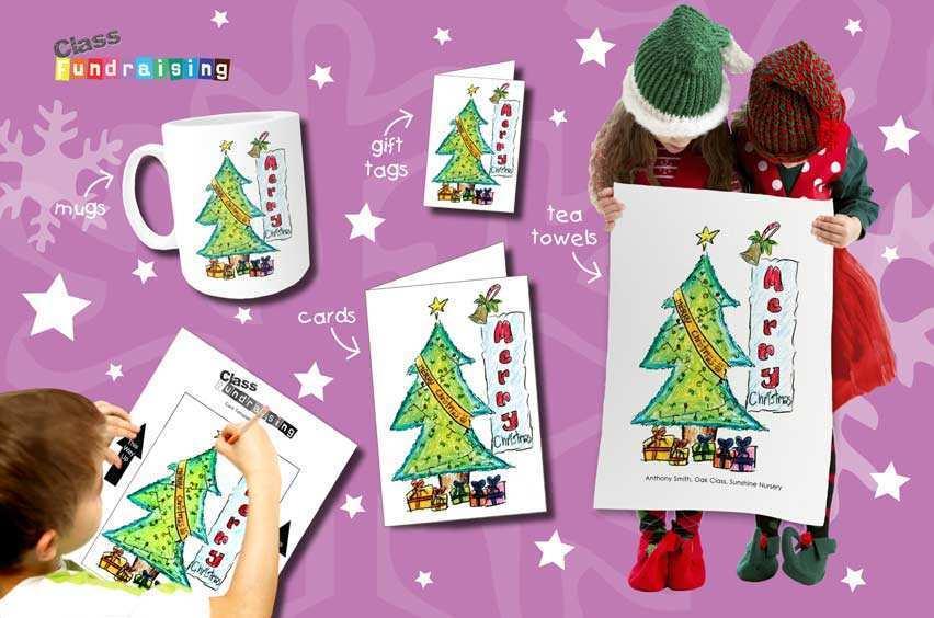 99 Customize Christmas Card Template Class Fundraising Now by Christmas Card Template Class Fundraising
