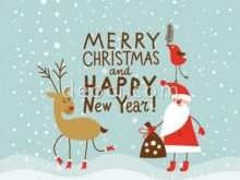 99 Customize Christmas Card Templates Illustrator for Christmas Card Templates Illustrator