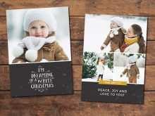 99 Free Christmas Card Template Photographer Download for Christmas Card Template Photographer