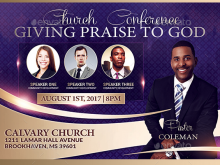 99 Free Church Flyer Design Templates in Photoshop for Church Flyer Design Templates