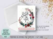 99 How To Create Christmas Card Template Pdf in Word for Christmas Card Template Pdf