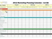 99 Online Marketing Production Schedule Template Download by Marketing Production Schedule Template