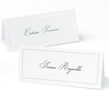 99 Printable Place Card Templates On Word With