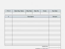 99 Report Auto Garage Invoice Template PSD File by Auto Garage Invoice Template