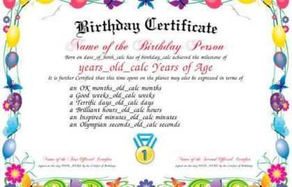 99 Standard 65 Birthday Card Template Formating by 65 Birthday Card Template