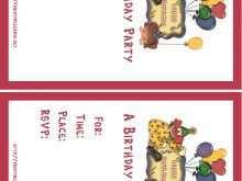 99 Standard Invitation Card Template Printable Templates with Invitation Card Template Printable
