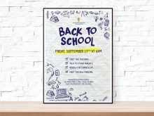 99 Standard School Event Flyer Template in Photoshop by School Event Flyer Template