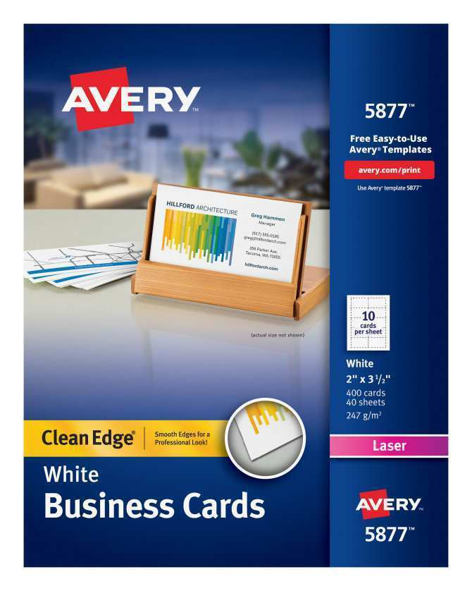 99 Visiting Avery Business Card Size Template for Ms Word with Avery Business Card Size Template