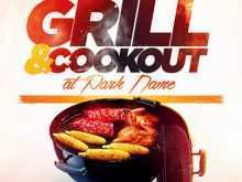 99 Visiting Cookout Flyer Template Free Formating for Cookout Flyer Template Free