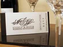 12 Create Cheque Book Wedding Invitation Template in Photoshop with Cheque Book Wedding Invitation Template