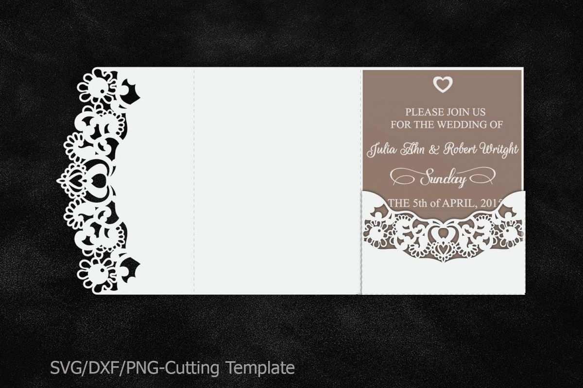 14 Printable Lace Wedding Invitation Template PSD File by Lace Wedding Invitation Template