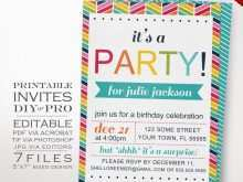 16 Customize Our Free Rainbow Party Invitation Template Templates by Rainbow Party Invitation Template