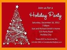 16 Visiting Christmas Party Invitation Template Word With Stunning Design for Christmas Party Invitation Template Word