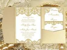 5 X 7 Wedding Invitation Template Free