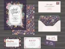 Example Of Marriage Invitation Card