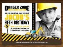 19 Best Birthday Invitation Templates Construction for Ms Word for Birthday Invitation Templates Construction