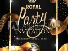 21 The Best Party Invitation Cards Royal Maker with Party Invitation Cards Royal