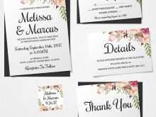 23 Online Wedding Invitation Template With Photo Formating with Wedding Invitation Template With Photo