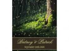 24 Best Enchanted Forest Wedding Invitation Template Now with Enchanted Forest Wedding Invitation Template
