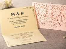 26 Create Example Of Invitation Card For Wedding Templates for Example Of Invitation Card For Wedding