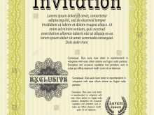 26 Online Formal Invitation Template Vector in Word with Formal Invitation Template Vector