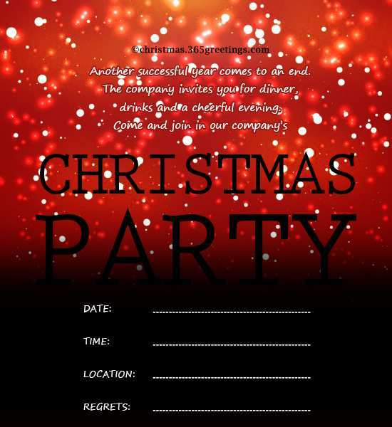 28 Online Office Party Invitation Template Editable Download with Office Party Invitation Template Editable