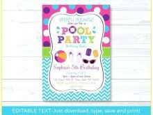 29 Creative Birthday Party Invitation Template Download Download for Birthday Party Invitation Template Download