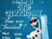 29 Free Birthday Invitation Template Video for Ms Word for Birthday Invitation Template Video