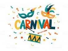 30 Create Carnival Invitation Template Vector in Photoshop by Carnival Invitation Template Vector