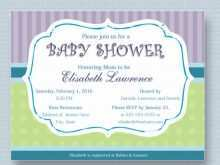 30 Creating Baby Shower Invitation Templates Vector Layouts for Baby Shower Invitation Templates Vector