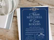 Elegant Invitation Template Nz