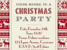 31 Format Christmas Party Invitation Template Word Photo with Christmas Party Invitation Template Word