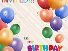 31 Visiting Birthday Invitation Background Templates in Photoshop with Birthday Invitation Background Templates