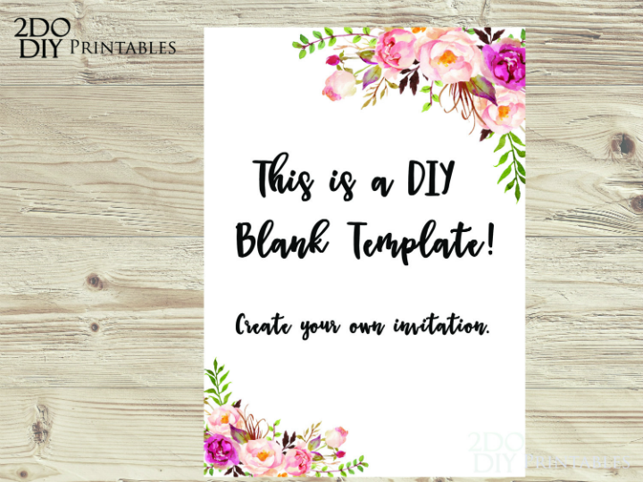 32 Free Wedding Invitation Blank Template Free Photo with Wedding Invitation Blank Template Free