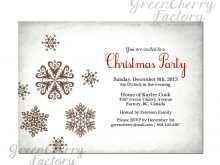 33 Report Christmas Dinner Invitation Examples For Free for Christmas Dinner Invitation Examples