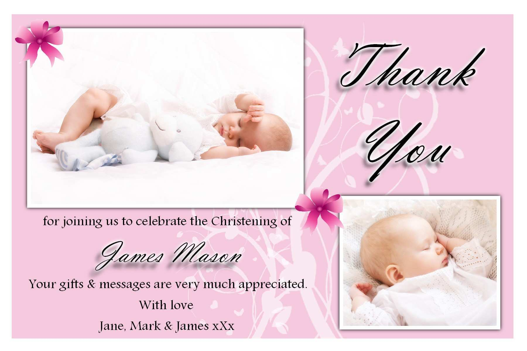 35 Free Printable Editable Christening Invitation For Baby Girl Blank Template With Stunning Design With Editable Christening Invitation For Baby Girl Blank Template Cards Design Templates