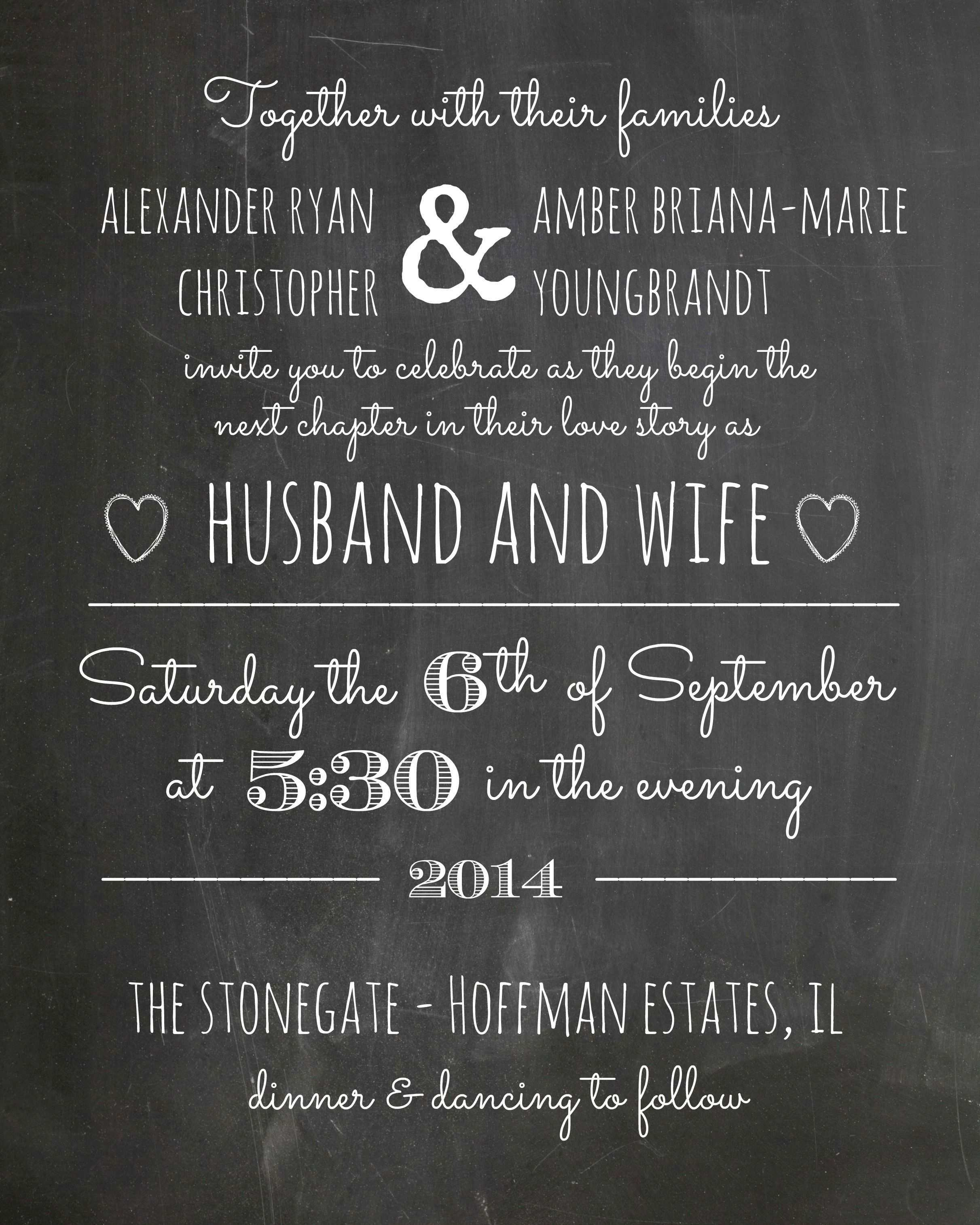 4 Adding Love Story Wedding Invitation Template PSD File by Love