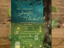 36 Blank Enchanted Forest Wedding Invitation Template Formating by Enchanted Forest Wedding Invitation Template