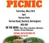 36 Free Blank Picnic Invitation Template Now for Blank Picnic Invitation Template