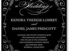 37 Report Gatsby Wedding Invitation Template Free For Free with Gatsby Wedding Invitation Template Free