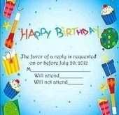38 Adding Birthday Invitation Card Template Word in Photoshop with Birthday Invitation Card Template Word